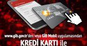Kredi kartı ile MTV ödeme