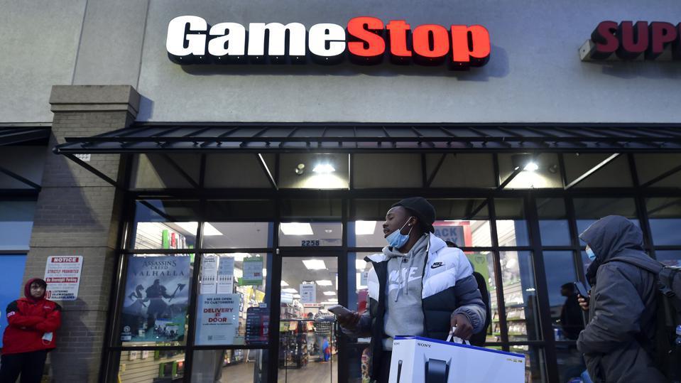 gamestop borsası
