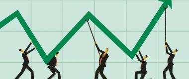 Borsa Tüm Zamanların Rekorunu Kırmayı Başardı